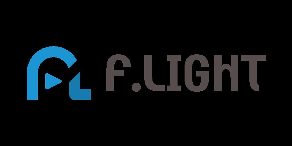 株式会社F.LIGHTのロゴ